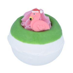 Flamingo Ho Ho Bath Blaster